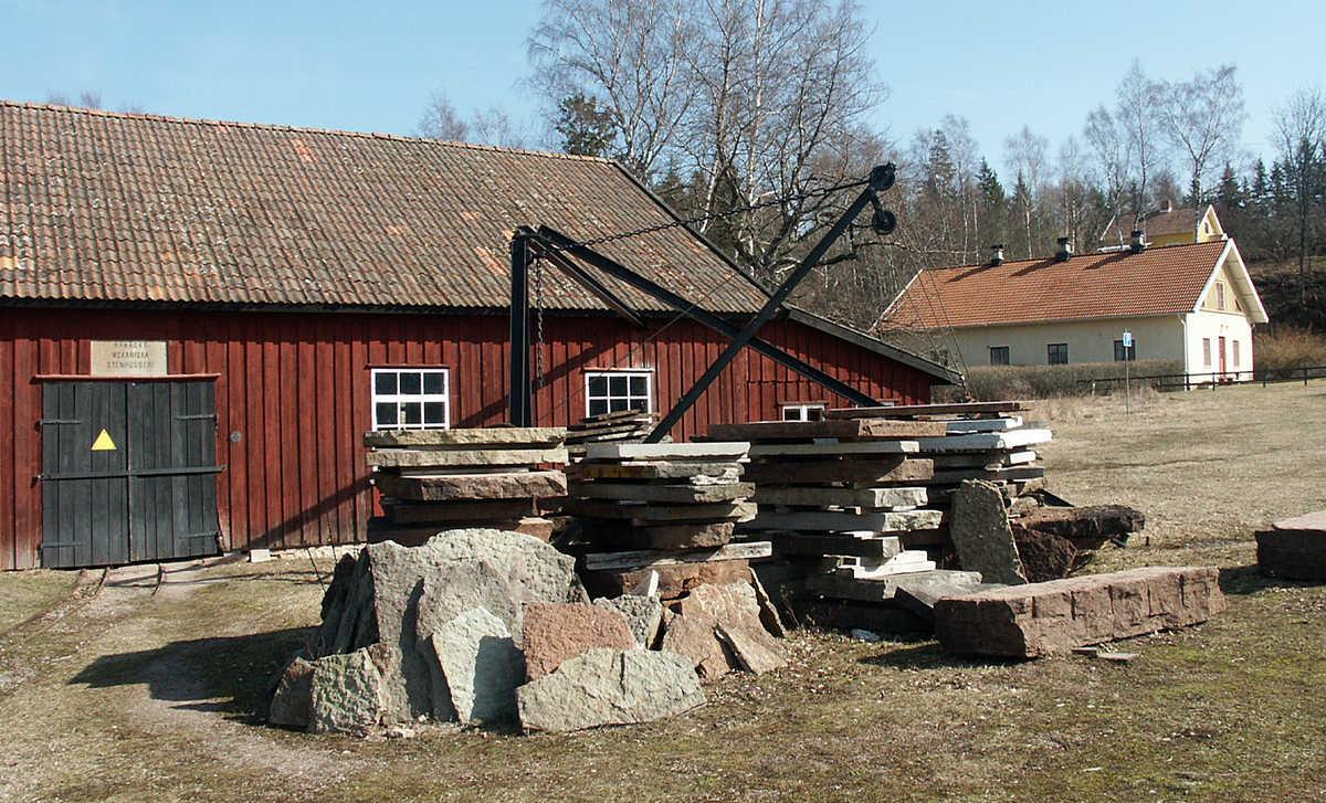 Råbäcks stenhuggeri