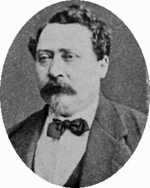 J F Åbom, arkitekt född 1817 i Stockholm