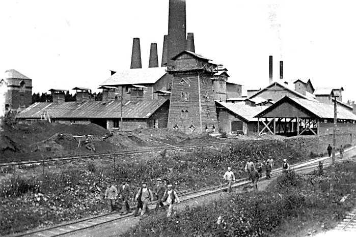 Cementfabriken i Hällekis