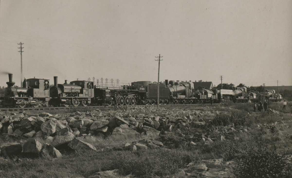 Första loken 1921.jpg