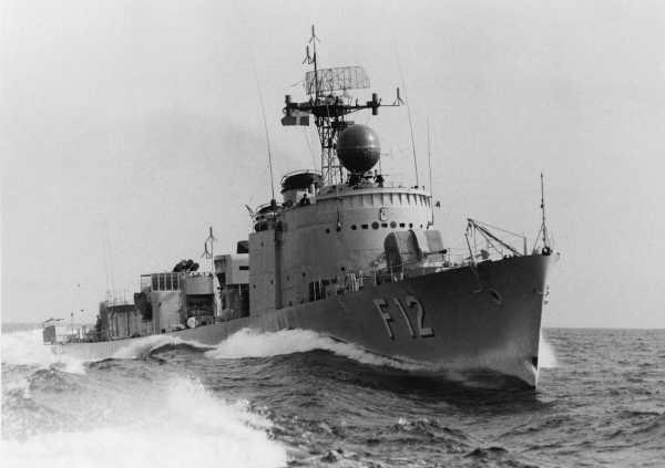 HMS Sundsvall (F12)