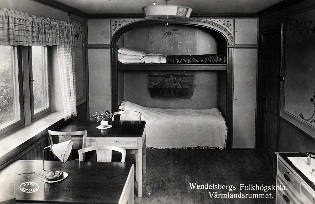 Wendelsberg sovrum