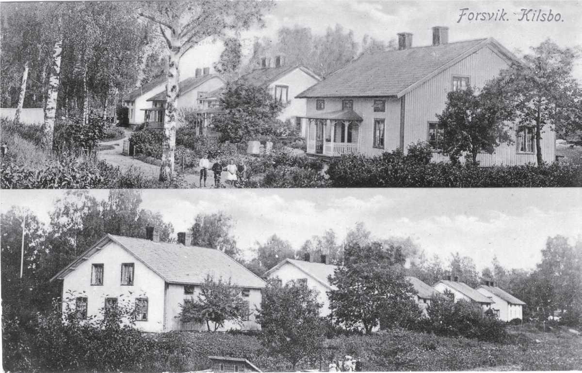 Arbetarbostäderna i Forsvik