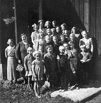 Missionskyrkan Västerplana