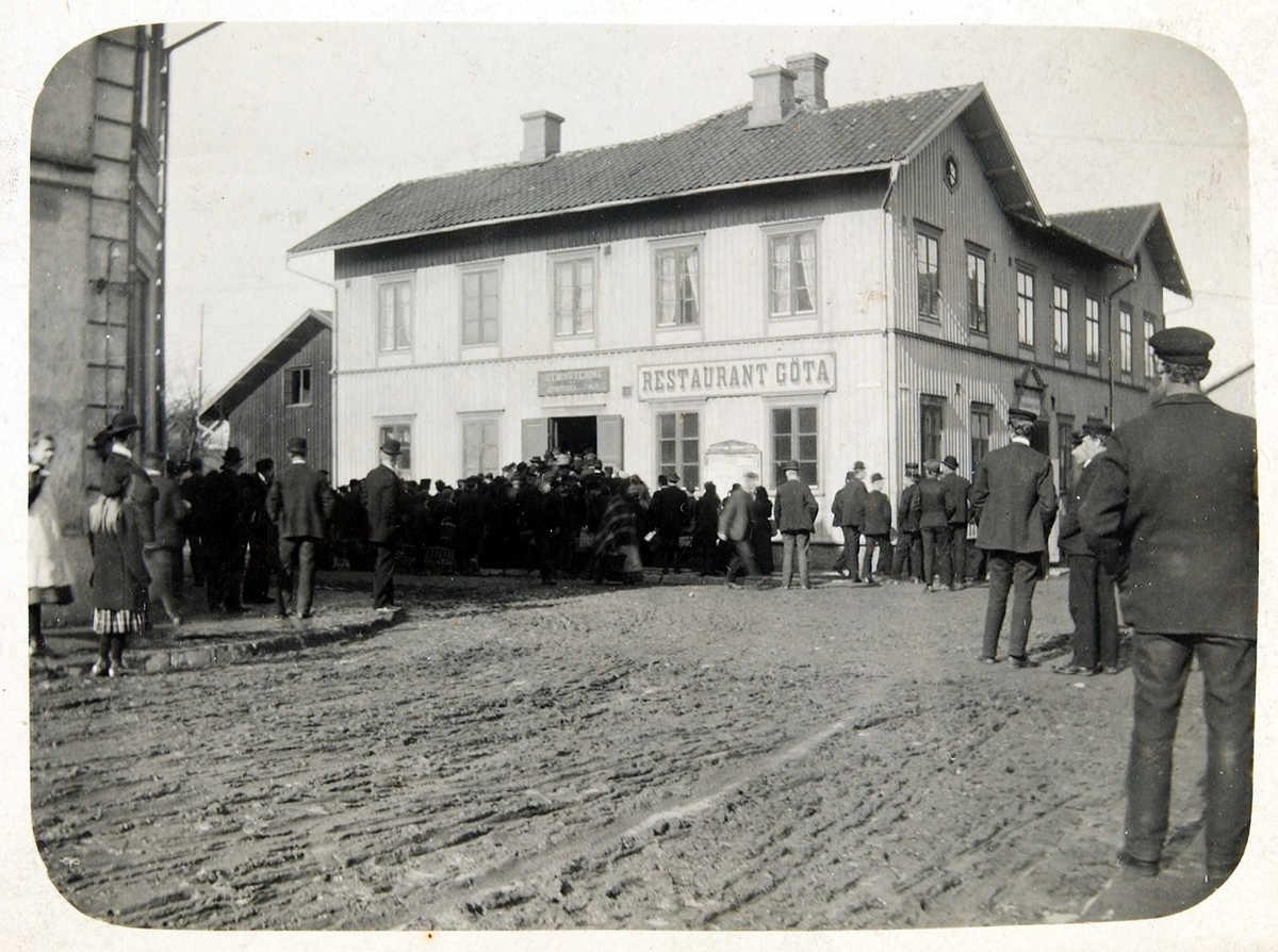 Från Sågareby till Teknikstad