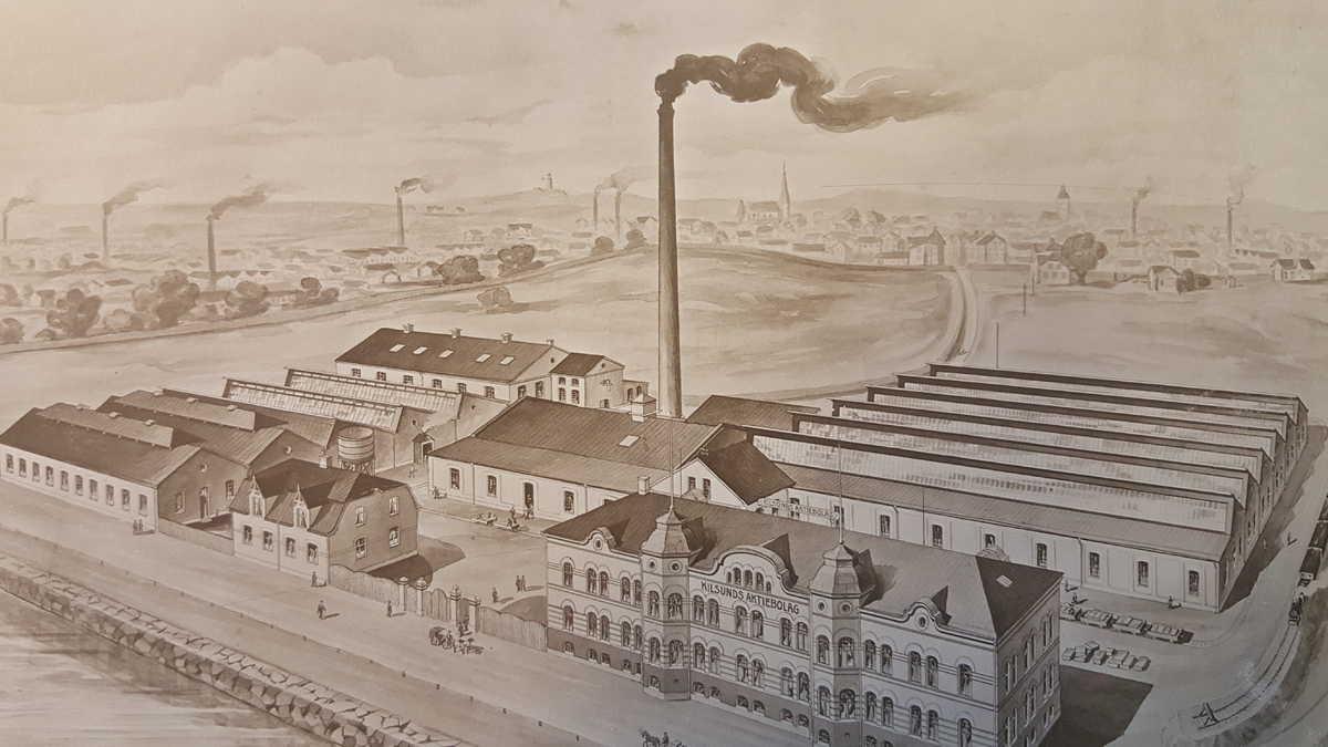 Kilsund, Borås