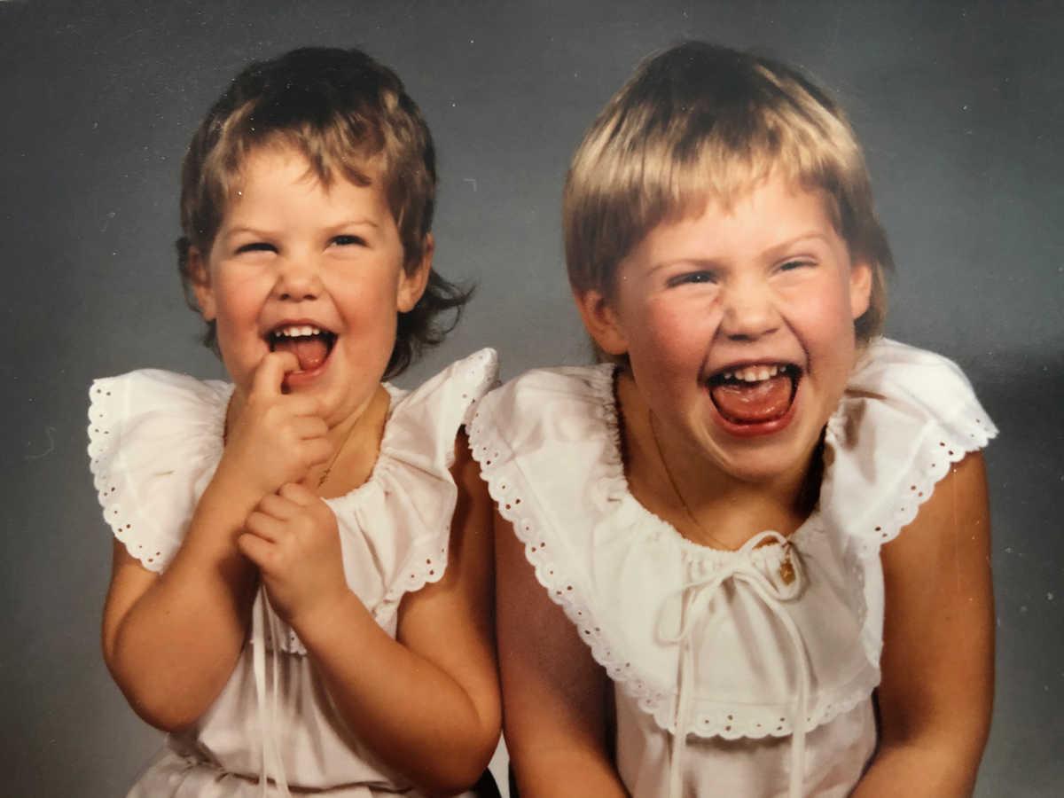 Berättelsen om systrarna Larssons lekstuga
