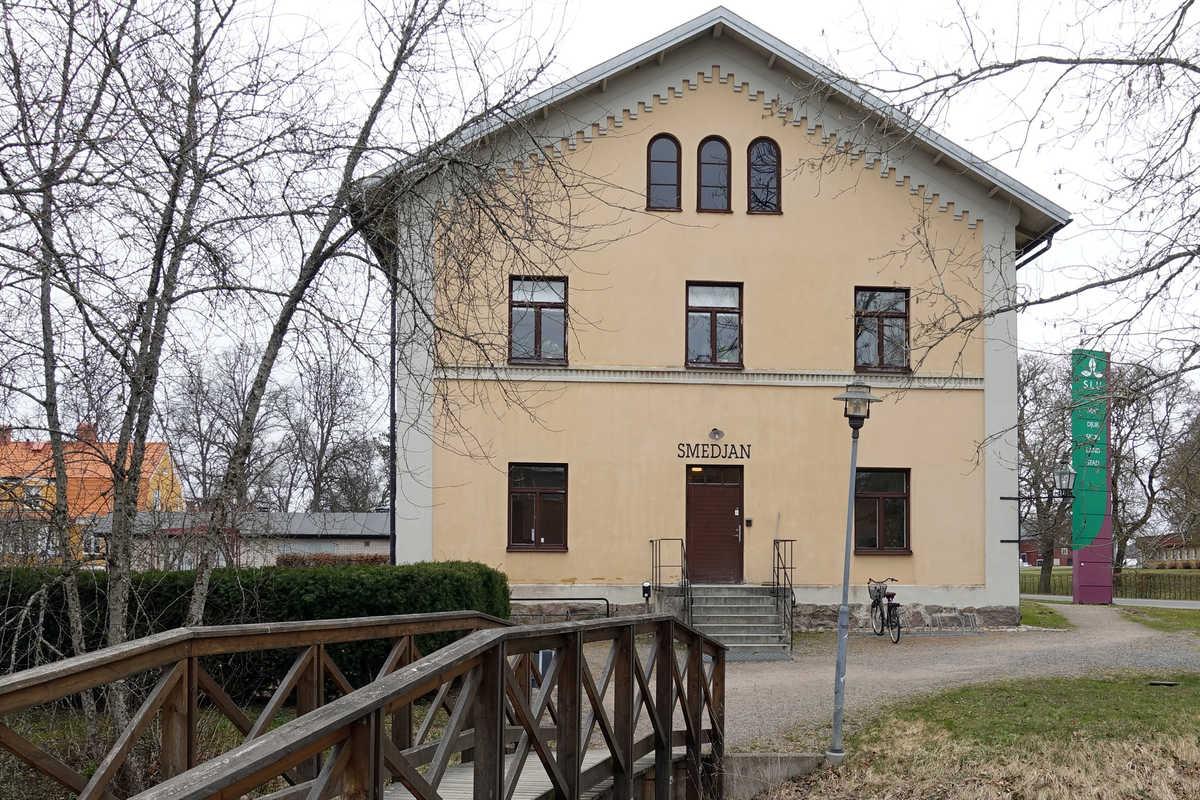 Den första skolan för djurläkare - Veterinärinrättningen i Skara