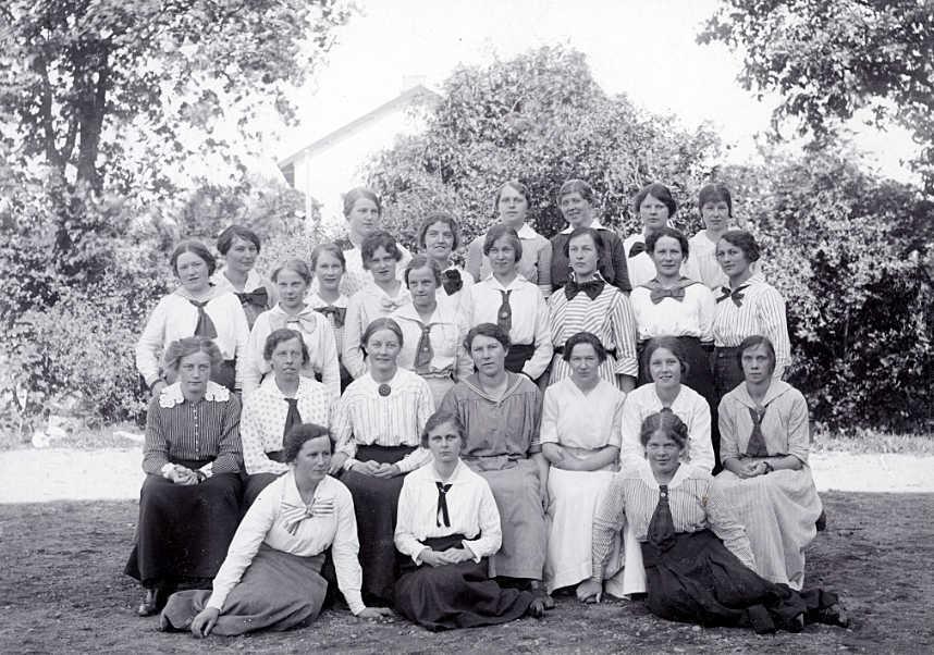 1 a klassen, 1914..jpg