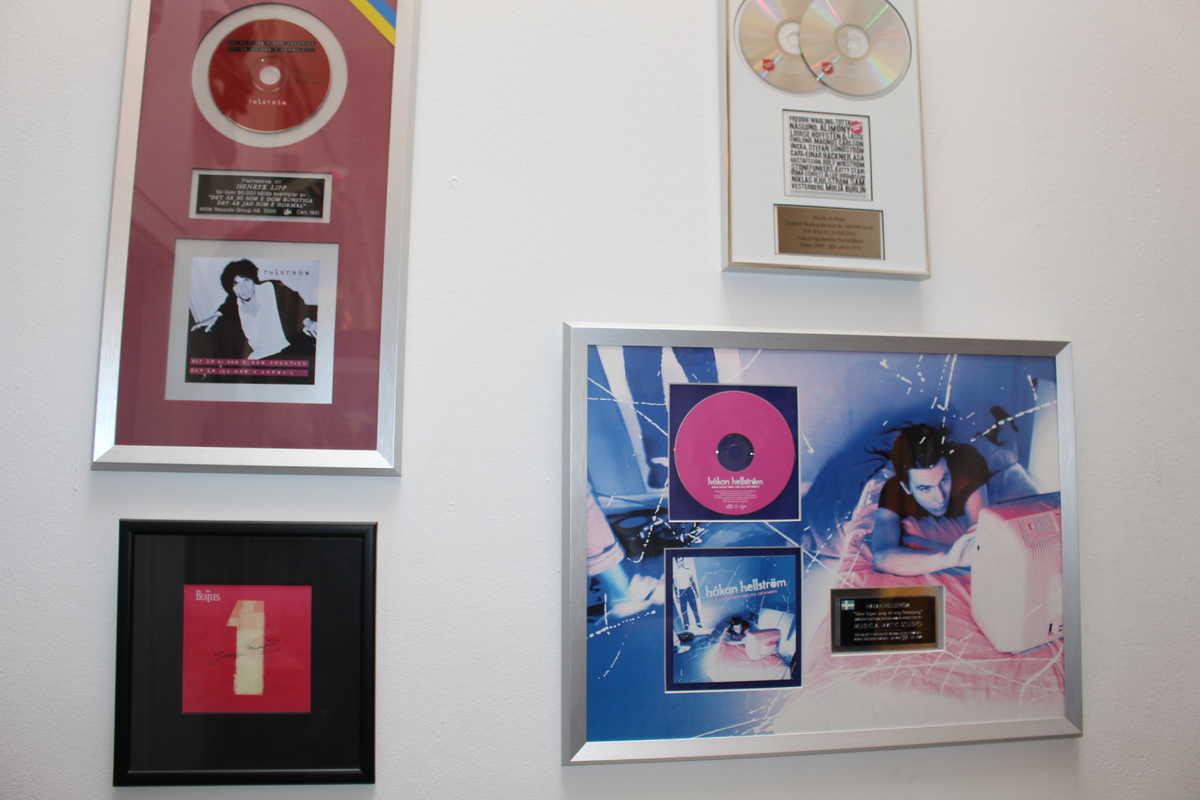 Bilder från Music A Matic