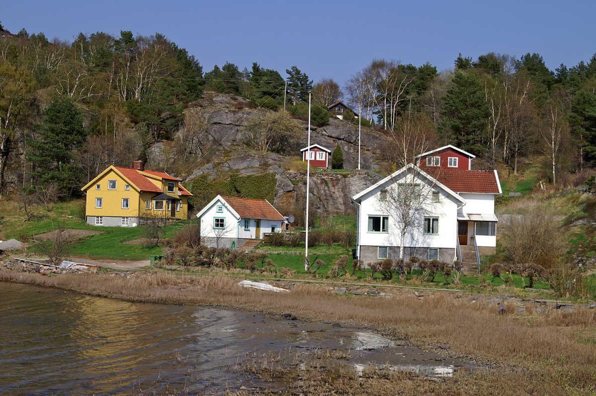 Gösta och Martha Johanssons hus