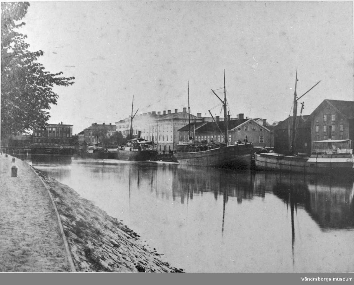 Varf och sjöfart i Vänersborg