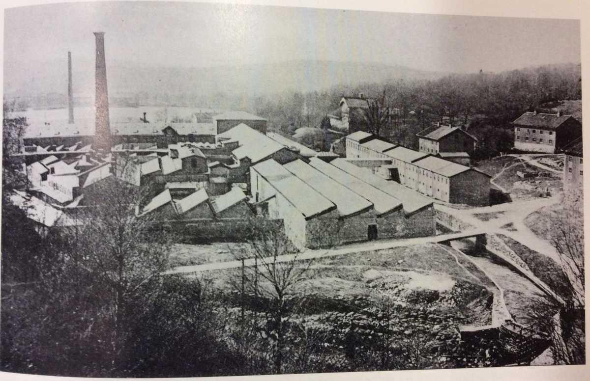 Wendelsberg Mölnlycke fabriker