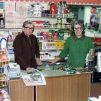 Richard Svenssons Tage och hans fru Gun 1978.jpg