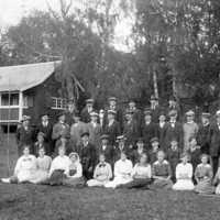 Medelplana ungdom 1915