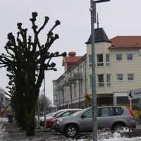 Storgatan i Lilla Edet