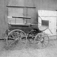 Vagnmakare - ett yrke som fick hjulen att snurra