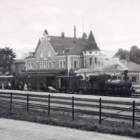 Skara Station