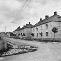 Järnvägshusen på Rösgatan