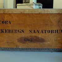 Stora Ekebergs Sanatorie Axvall