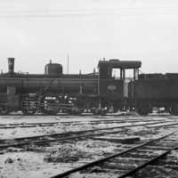 järnväg Skara