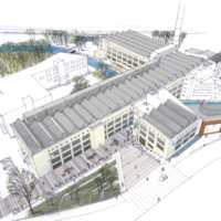 Arkitekturen i det nya Simonsland