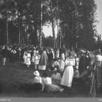 Fest i Munkedals Folkets park