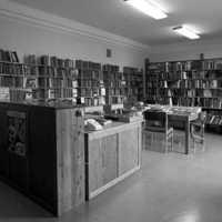Biblioteket på Stora Ekeberg