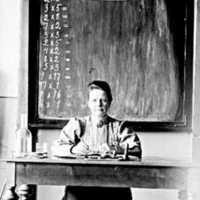Stora Seminariet. Fröken Helene Ljung, år 1906..jpg