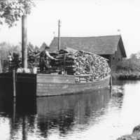 Timmerpråm Dalslands kanal
