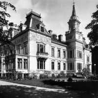 Wendelsberg Huvudbyggnaden 1930