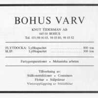 Bohus varvAnnons Bohus 1972.jpg