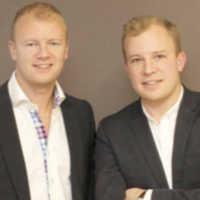 Erik och Anders Nystedt