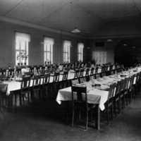 Matsalen foto från 1930-talet