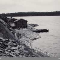 Hällans skifferbrott i Dalsland