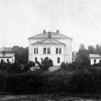 Skara. Seminariet från norr 1870-talet..jpg