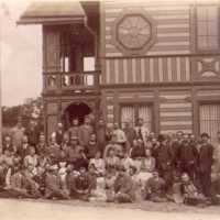 Gamla Källnääs, Nääs slöjdlärarseminarium