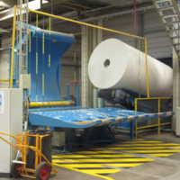 Pappersrulle,  Edet pappersbruk / Essity AB