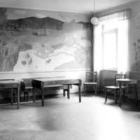 Skolsal barnavdelningen