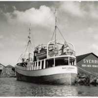 Sverre Varv & Mek. Verkstad vid Hisings Kärra