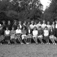 Skara. Seminariet. Klass 1C, 5-9-1960..jpg