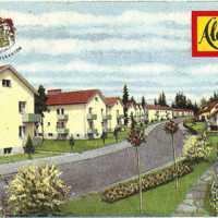 Hedvigsborg, Getholmsgatan.