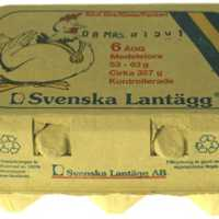 Ägghantering i Skara
