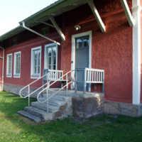 Hantverksbyn Falkängen  i Hällekis