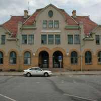 Mariestads Järnvägsstation