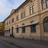 Fd Riksbankens kontor i Mariestad