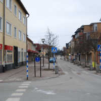 Mellerud, Storgatan