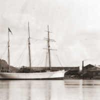 Lödöse Varf 1902 skonaren Dag.jpg