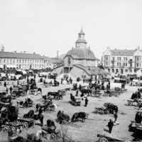 Nya stadens torg Lidköping 1905.jpg