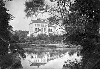 Skara. Seminariet från öster, 1870-talet..jpg